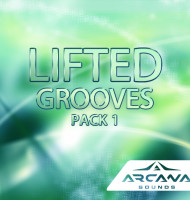 Arcana Sounds - Lifted Grooves Pack 1